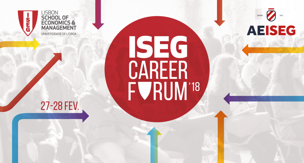 Beamian participates as a service for check-in and data transmition in ISEG Career Forum 2018