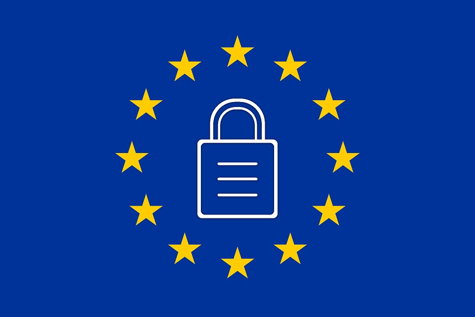 This are the minimum requirements of GDPR for events