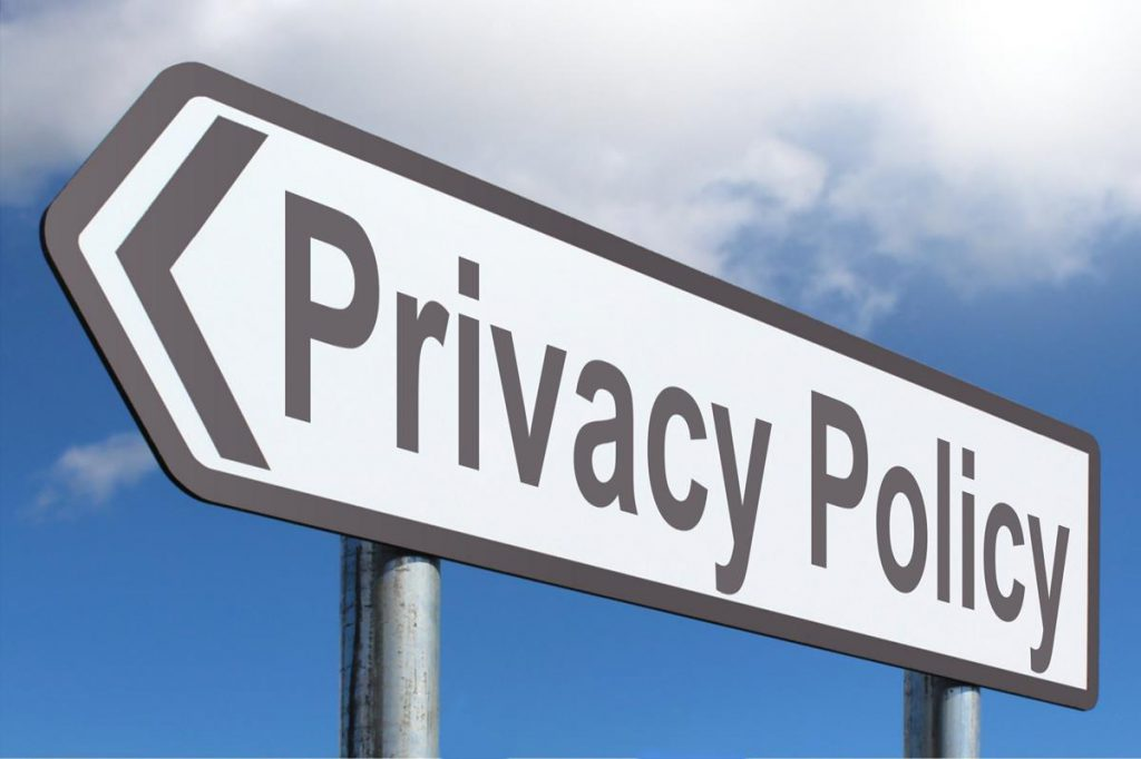 privacy policy; GDPR