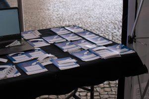 landing festival; landing jobs; eletronic check-in; online registration, digital applications; job fair