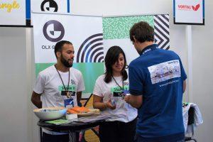 landing festival; landing jobs; eletronic check-in; online registration, digital applications