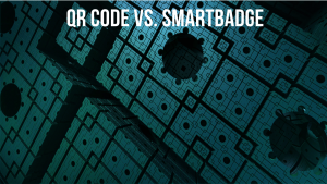 how smartbadge and qr code could improve events