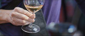 prova de vinho com chip
