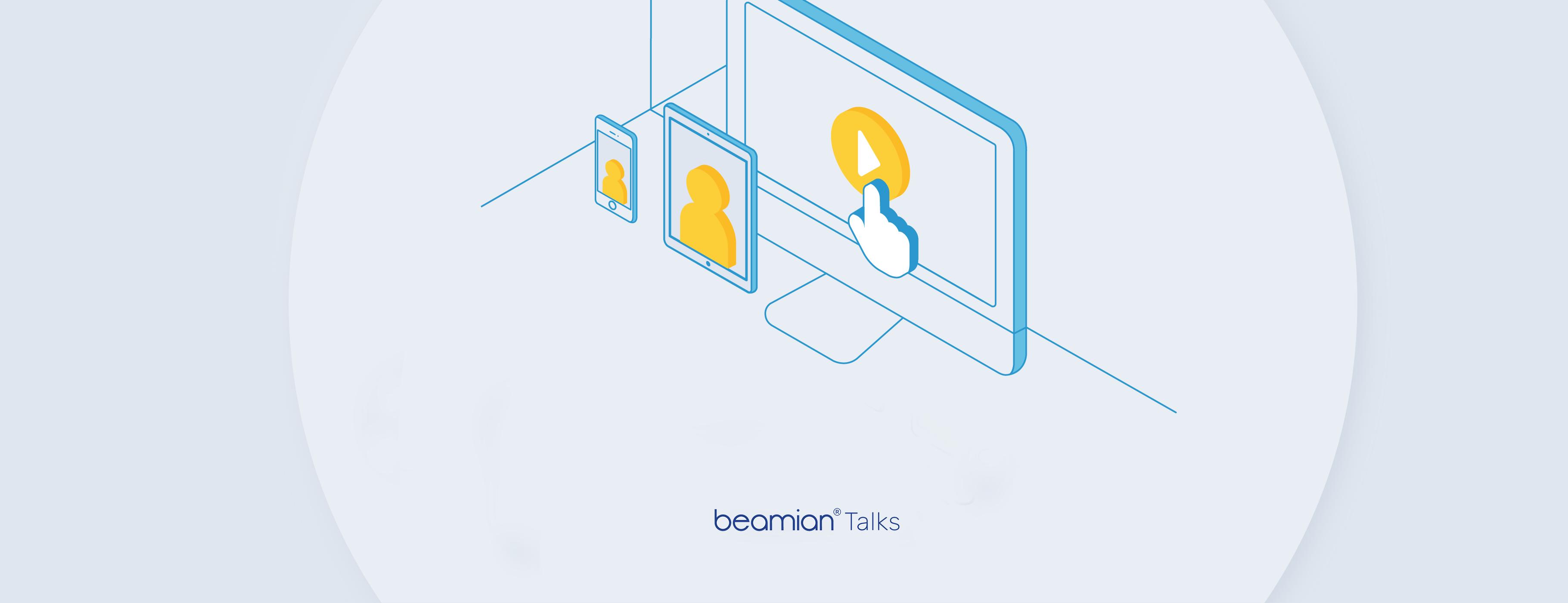 beamian moderó un webinar sobre el futuro de los eventos